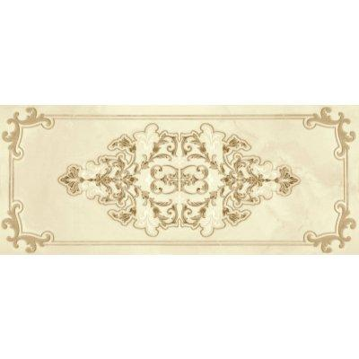 Декор Gracia Ceramica Visconti beige бежевый 02 25х60